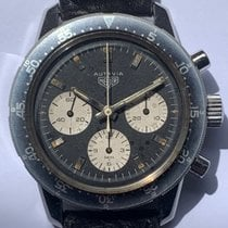 Heuer Steel 40mm Manual winding 2446C pre-owned Singapore, Singapore