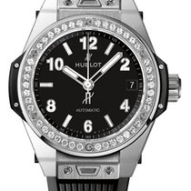 Hublot Big Bang One Click Steel Diamonds