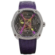 Dietrich Organic Time OT-3 Shine Full Steel Diamond Bezel