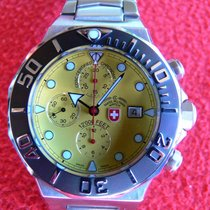 Swiss Military 48mm Remontage automatique 2009 nouveau