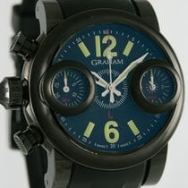 Graham Steel 44mm Automatic 2SWASB pre-owned