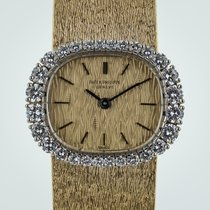 Patek Philippe Ref 3394-1, Ladies, Vintage Factory Diamond...
