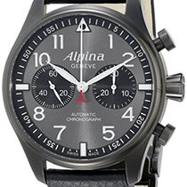 Alpina Acero 44mm Automático AL-860GB4FBS6 nuevo