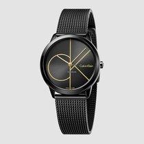 ck Calvin Klein Ocel 35mm Quartz K3M224X1 nové