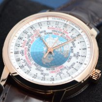 Vacheron Constantin Patrimony Rose gold 42.5mm Silver United States of America, Texas, Houston