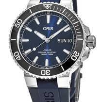 Oris Hammerhead Limited Edition Steel No numerals United States of America, New York, Brooklyn
