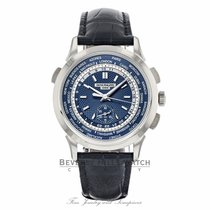 Patek Philippe World Time Chronograph 5930G-001 2018 new