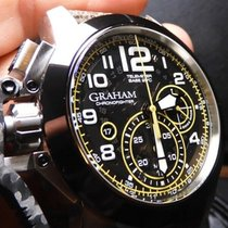 Graham 46mm Automatic 2CCAC.B16A.L43S pre-owned