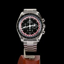 Omega 31130423001004 Stahl 2015 Speedmaster Professional Moonwatch 40mm neu