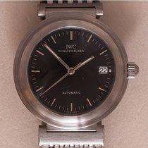 IWC Da Vinci Automatic Staal 37mm Zwart Geen cijfers Nederland, Amstelveen