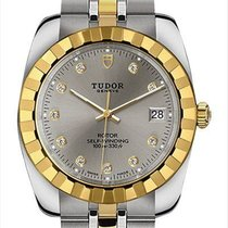 Tudor Ocel 38mm Automatika 21013-0012 nové