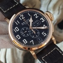 Zenith 87.2430.4054/21.C721 Rose gold Pilot Type 20 Annual Calendar new United States of America, Pennsylvania, Kutztown