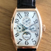 Franck Muller Rose gold 32mm Automatic 5850 QP pre-owned