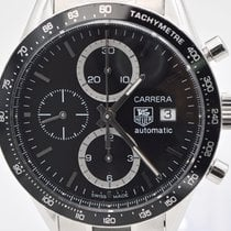 TAG Heuer CV2010-3 Steel Carrera Calibre 16 41mm pre-owned United States of America, Nevada, Henderson