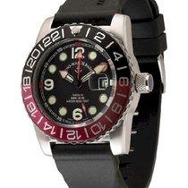 Zeno-Watch Basel Αυτόματη 6349GMT-3 καινούριο