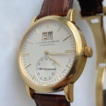 A. Lange & Söhne 308.021 Yellow gold Langematik 37mm pre-owned