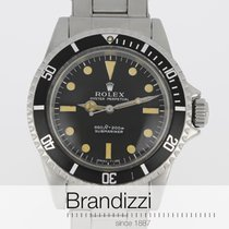Rolex Submariner (No Date) 5513 1970 pre-owned