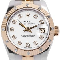 Rolex Lady-Datejust 179313 2011 pre-owned