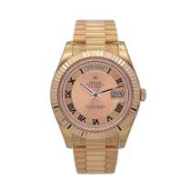 Rolex Day-Date II 218235 2008 new