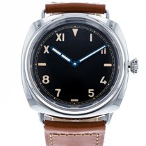 Panerai Special Editions Steel 47mm Black United States of America, Georgia, Atlanta