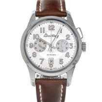 Breitling Transocean Chronograph 1915 Steel 43mm Silver Arabic numerals United States of America, Maryland, Baltimore, MD