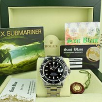 Rolex Submariner Date Steel 40mm Black United States of America, Missouri, BRANSON