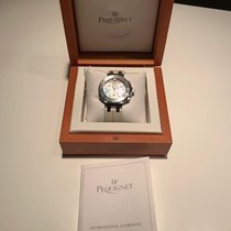 Pequignet Staal 38mm Quartz 1322503/31 tweedehands