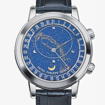 Patek Philippe Grand Complications Platinum Celestial Moon Age
