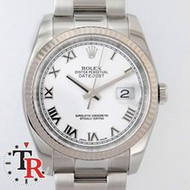 Rolex Datejust Ref 116234, box+papers  2014, Official Guarantee