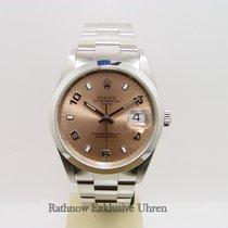 Rolex Datejust II Stahl/Weißgold 41mm