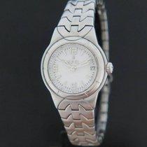Ebel E-Type Çelik 26mm Beyaz
