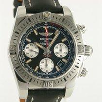 Breitling Chronomat 41 Steel 41mm Black
