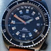 Breil Manta Professional Depthometer Diver Sub 200mt. Pvd...