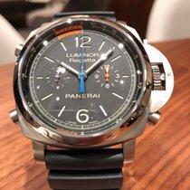 Panerai Luminor PAM 00526 Regatta Flyback Chronograph