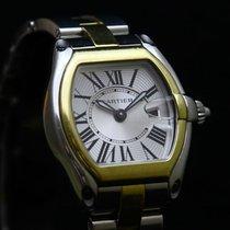 Cartier Roadster Pilot Chronograph 2 Tone Gold/Steel 2675