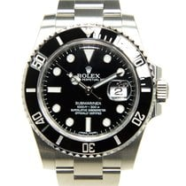 勞力士 (Rolex) Submariner(date) Stainless Steel Black Automatic...