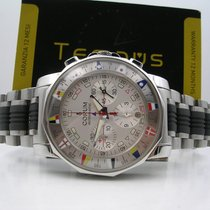 Corum Admiral's Cup Automatic Chronographe with papaers