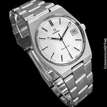 Omega Genève Steel 35mm Silver United States of America, Georgia, Suwanee