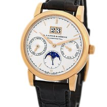 A. Lange & Söhne Rose gold 38.5mm Manual winding 330.032 new