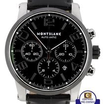 Montblanc Timewalker Chronograph 7141 Automatic Black 43mm...