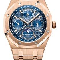 愛彼 Royal Oak Perpetual Calendar Rose Gold 41mm Watch