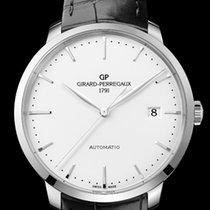 Girard Perregaux 49551-11-132-BB60 Steel 2021 1966 44mm new