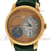 F.P.Journe Octa Rose gold 40mm Gold Arabic numerals United States of America, New York, New York