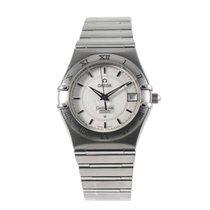 Omega Constellation Steel 35mm Grey