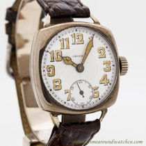 Gruen Silver 33mm Manual winding pre-owned United States of America, California, Beverly Hills