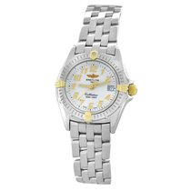 Breitling Callistino Steel 25mm White Arabic numerals United States of America, New York, New York