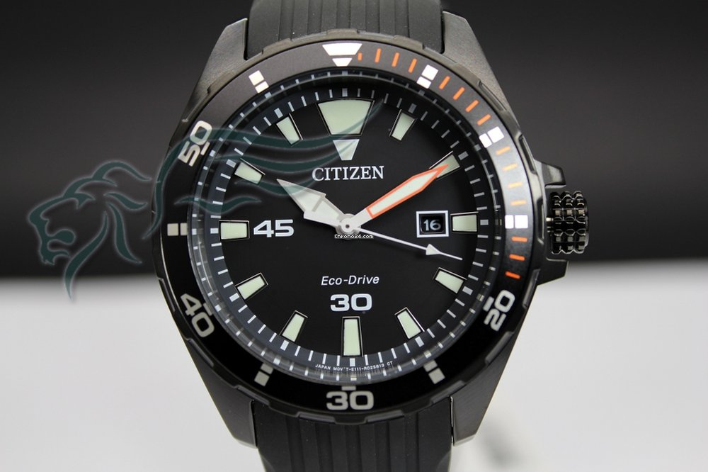 Citizen BM7455-11E Marine OF Eco-Drive Uomo Gomma for AU  241 for sale from  a Seller on Chrono24 a6f171bfbf