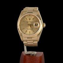 Rolex Day-Date 36 Oro amarillo 36mm Champán Sin cifras España, Madrid