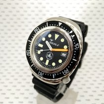 Squale 43mm Automatic pre-owned Black