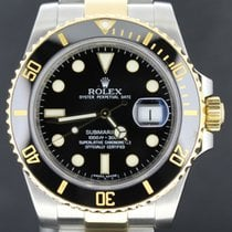 Rolex Chronometer 40mm Automatisch 2009 tweedehands Submariner Date Zwart
